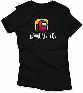 Among Us Kids Printed T-shirt for Boys