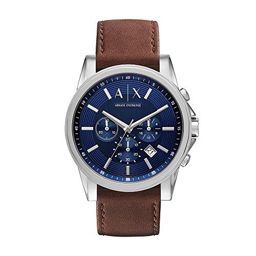 Reloj Emporio Armani para Hombre AX2501, Marrón