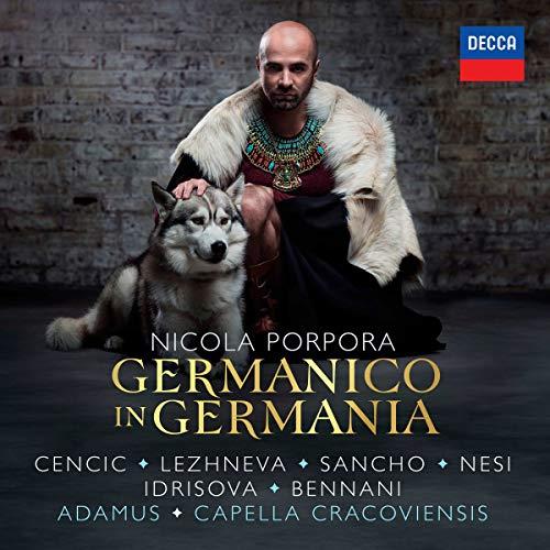 Porpora: Germanico In Germania [3 CD]
