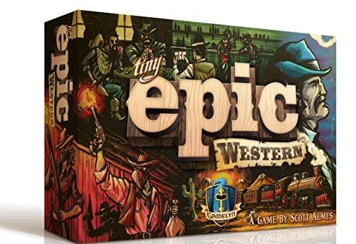 Gamelyn Games Tiny Epic Western - EN, GG601TEW