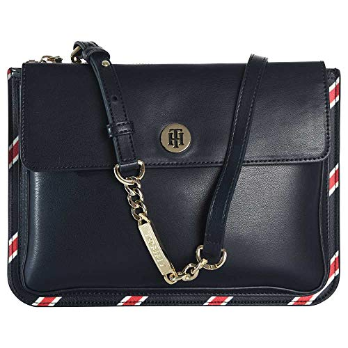 Tommy Hilfiger handtas WN TH Identity Clutch 901 Corporate