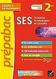 SES 2de - Prépabac - Nouveau programme de Seconde (2020-2021)