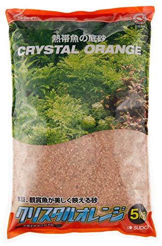 スドー クリスタルオレンジ 5kg S-8835