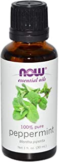 Now Foods, Essential Oils, Peppermint, 1 fl oz (30 ml)
