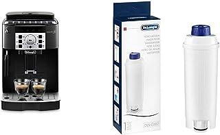 Pack Delonghi Machine Expresso Automatique avec Broyeur ECAM22.110.B Magnifica S 220 W, 1.8 liters, Noir + 1 Filtre à eau ...