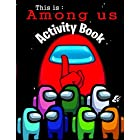 Among-Us Activity Book: Among-Us Coloring pages and among us word search, Perfect gift for Among Us Game Players