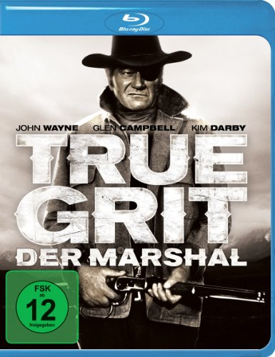 True Grit - Der Marshal [Blu-ray]