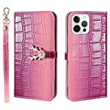 TUUNKMUY - Custodia per Huawei P30 Pro, motivo arcobaleno, in pelle PU, con slot per schede magnetiche e cavalletto, antiurto, per Huawei P30 Pro, colore: rosa