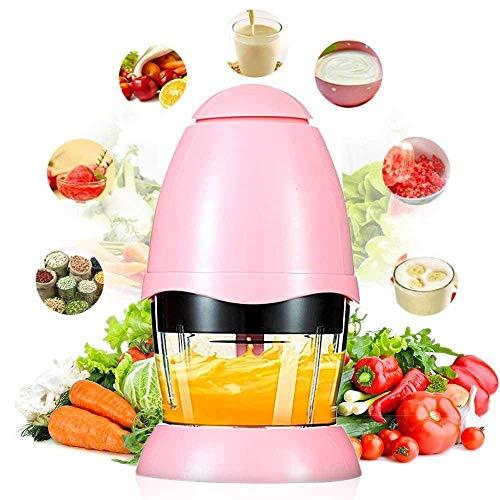 Boriva Meat Grinders Electric Food Processor, Multipurpose Smart Kitchen Food Chopper Vegetable Fruit Cutter Onion Slicer Dicer, Blender and Mincer, Glass Bowl, Multipurpose