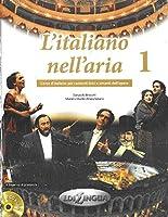 L'italiano nell'aria: Libro + CD audio (2) + dispensa di pronuncia 1