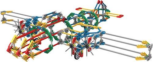 K'nex Juego de construcción para niños de 618 Piezas (13466)