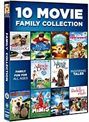 Easter basket ideas family friendly movies for all ages my bjs 10 movie family collection negle Choice Image