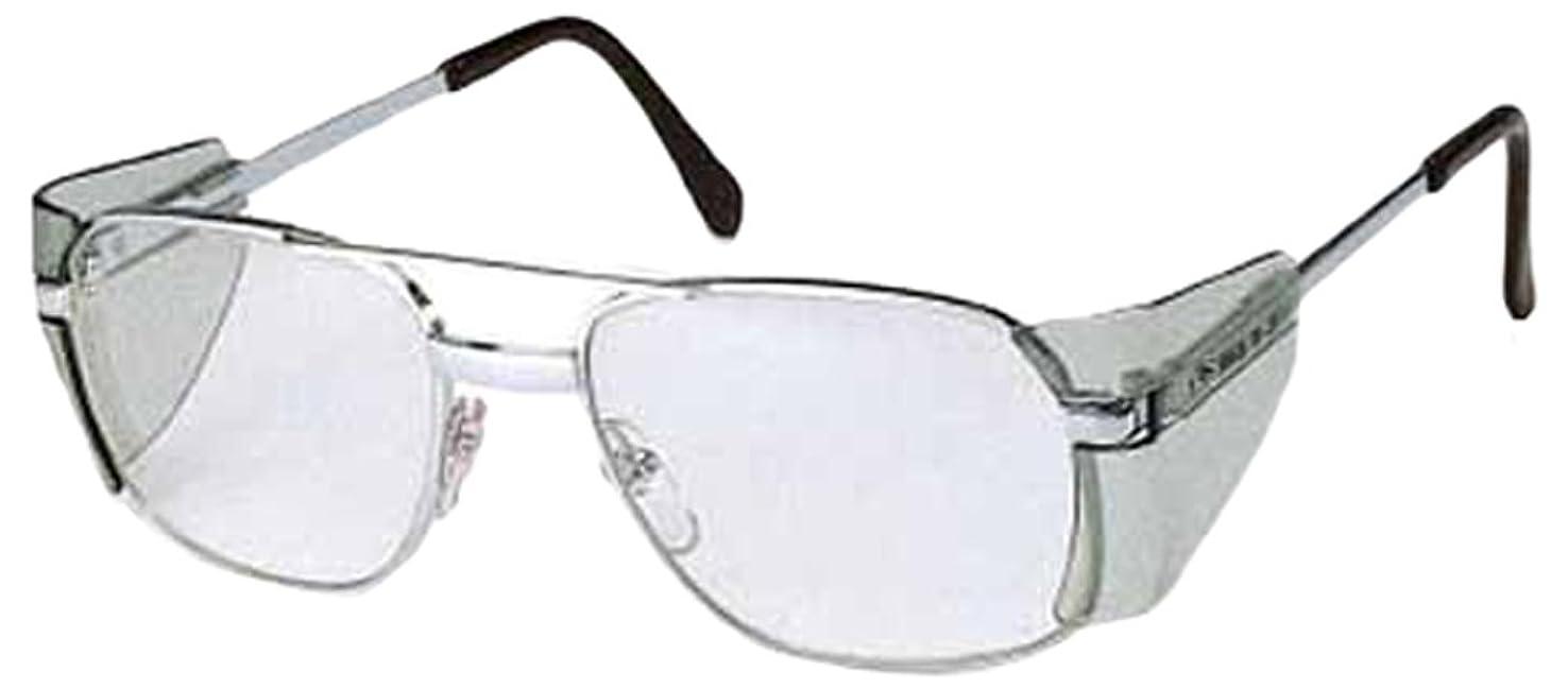 ラベンダーナラーバー馬鹿げたスワン 保護めがね 2眼型 PET YM2