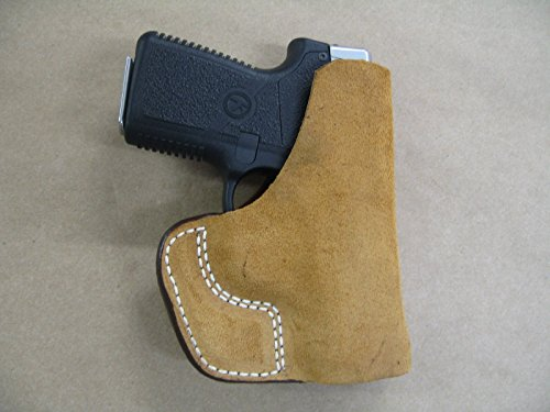 Kahr Arms .380 P380 CT380 CW380 Inside The Pocket Leather Concealment Holster CCW ITP