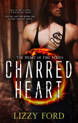 Charred Heart Heart of Fire Book 1 product image