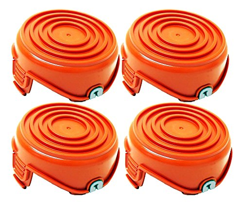 Black and Decker GH700/GH750 Replacement (4 Pack) Spool Cover # 90514754-4PK