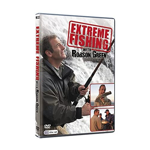 Extreme Fishing With Robson Greene [Edizione: Regno Unito] [Edizione: Regno Unito]