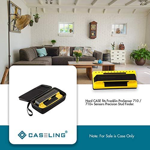 Hard CASE fits Franklin ProSensor 710/710+ Sensors Precision Stud Finder. By Caseling