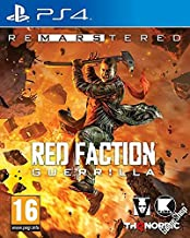Red Faction Guerrilla Re-Mars-tered PlayStation 4 by THQ Nordic