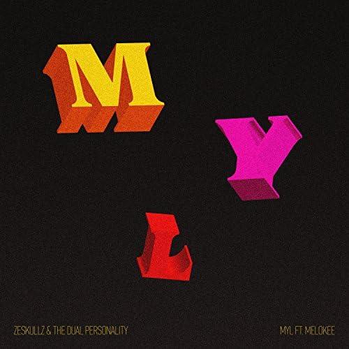 Zeskullz & the Dual Personality feat. Melokee