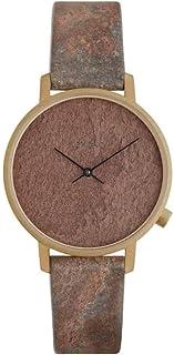 Komono Unisex Adult W4101 Watch Brown