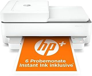 HP ENVY 6420e Multifunktionsdrucker (HP+, Drucker, Kopierer, Scanner, mobiler Faxversand, WLAN, Airprint) inklusive 6 Monate Instant Ink