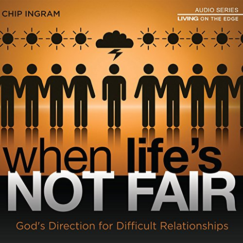 When Life's Not Fair  audiobook cover art