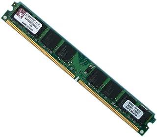 كينغستون KVR800D2N6/2G 2GB DDR2 800mhz PC2 6400 ذاكرة كمبيوتر مكتبي