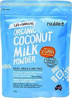 Niulife Organic Coconut Milk Powder, 200 g