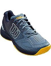Wilson Kaos Comp 2.0 męskie buty tenisowe, Niebieski, niebieski, złoty. - 43 1/3 EU