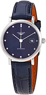 The Longines Elegant Collection 14mm Blue Dial L4.310.4.97.2
