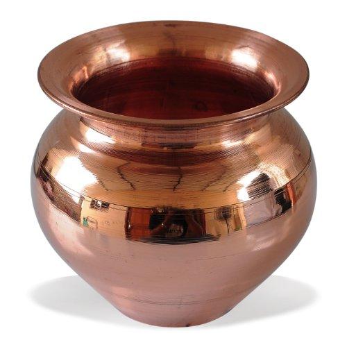 Drinkware Zubehör Handgefertigte Kupfer Lota Kalash