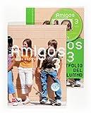 Aula Amigos 3 Internacional. Pack Alumno: Pack del alumno (libro + portfolio) + CD 3