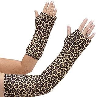 CastCoverz! Designer Arm Cast Cover - Classic Cheetah - Medium Short: 11