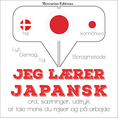 Jeg lærer japansk Titelbild