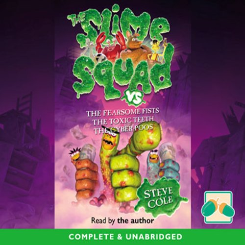 The Slime Squad cover art