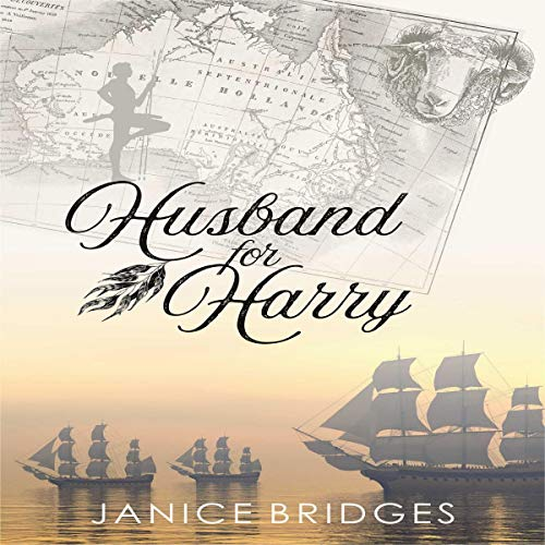 Husband for Harry audiobook cover art