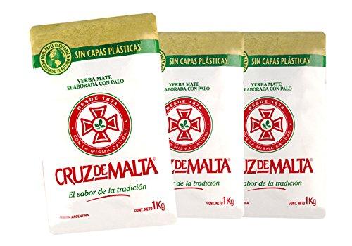 Cruz de Malta 3er Sparpack 3 x 1 kg