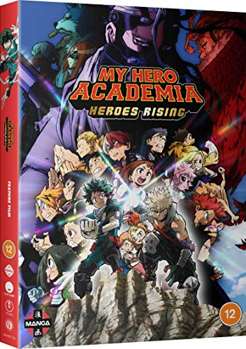 My Hero Academia: Heroes Rising [DVD]