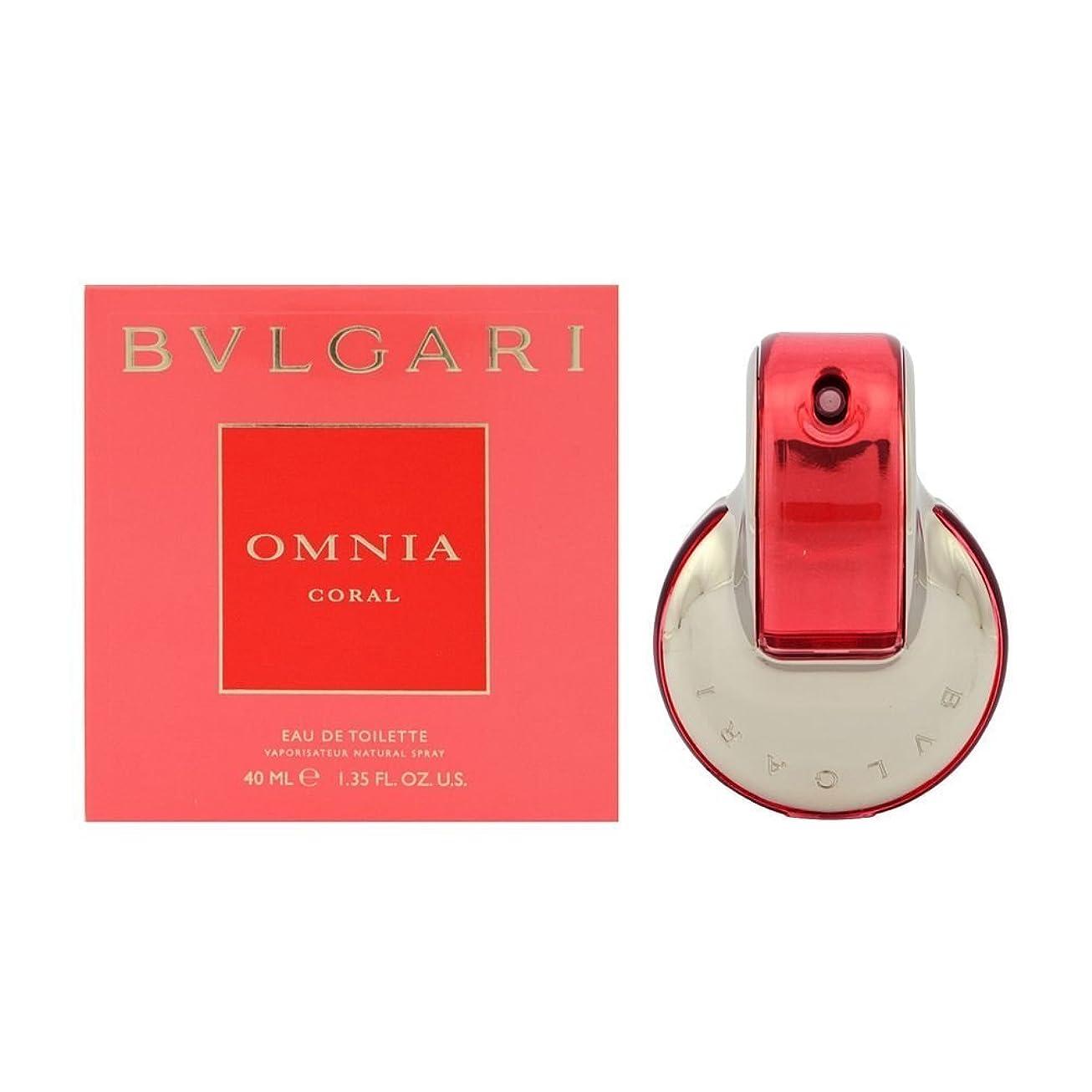 フロント評議会定義するBVLGARI オムニア コーラル レディース 香水 ET/SP/40ml 4033-BV-40 [並行輸入品]