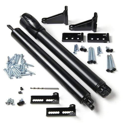 Andersen Storm Door Top and Bottom Closer Kit in Black Color