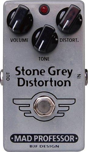 Mad Professor マッドプロフェッサー エフェクター ディストーション (New) Stone Grey Distortion 【国内正規品】