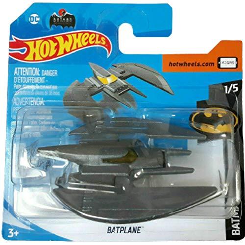 Hot Wheels Batplane Batman 1/5 56/250 Short Card 2020
