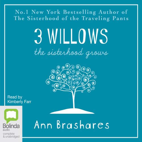 3 Willows audiobook cover art