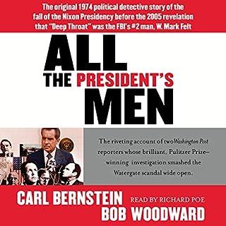 All the President's Men cover art