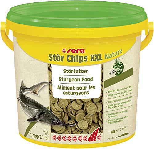 sera Stör Chips XXL 3.800 ml, beige