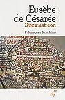 Onomasticon - Pèlerinage en Terre Sainte par Césarée