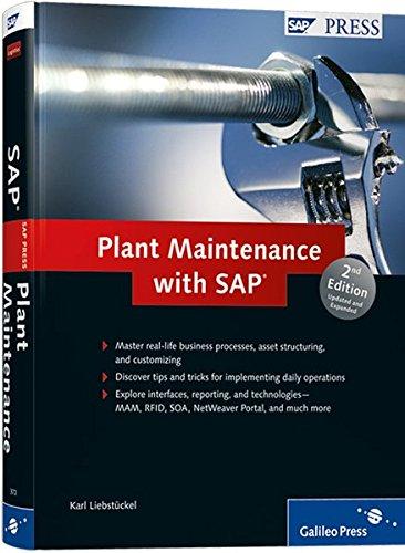 Plant Maintenance with SAP (SAP PRESS: englisch)