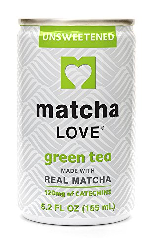 Ito En Matcha Love Green Tea, Unsweetened, 5.2 Ounce (Pack of 20)