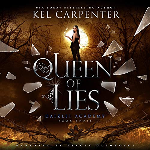 Couverture de Queen of Lies